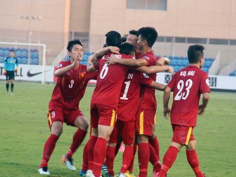 U19 Viet Nam va 5 diem nhan o tran hoa U19 UAE - Anh 1