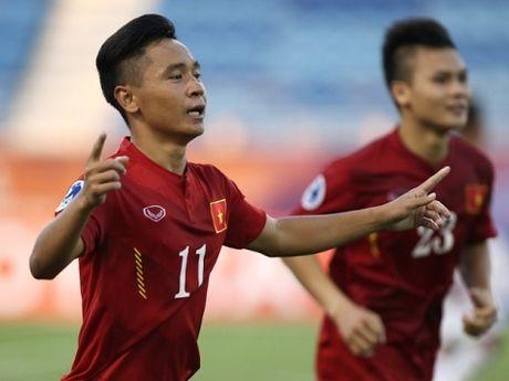Tien ve Ho Minh Di: 'U19 Viet Nam dang dung truoc co hoi ngan nam co mot' - Anh 1