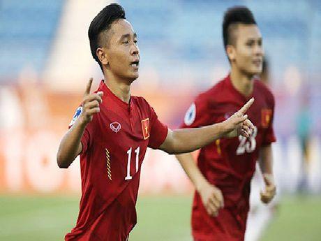 Tien ve Ho Minh Di: 'U19 Viet Nam dang dung truoc co hoi ngan nam co mot' - Anh 2