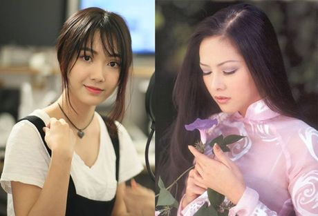 Hotgirl Bolero Jang Mi: 'Em thich nhung khong bat chuoc co Nhu Quynh' - Anh 2