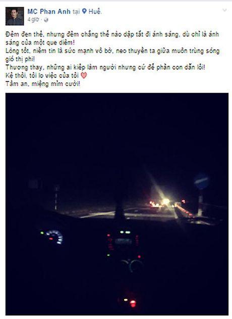 MC Phan Anh quyen gop duoc gan 8 ty dong ung ho dong bao mien Trung - Anh 3
