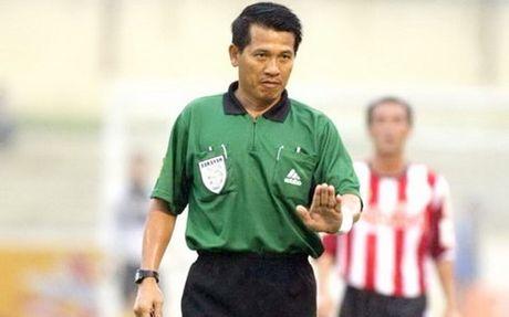 'U19 Viet Nam da bi the do va penalty oan uong' - Anh 1