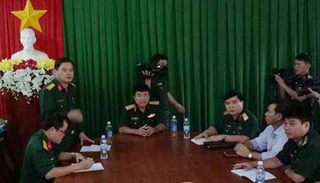 Truc tiep vu roi may bay truc thang o Ba Ria - Vung Tau - Anh 1