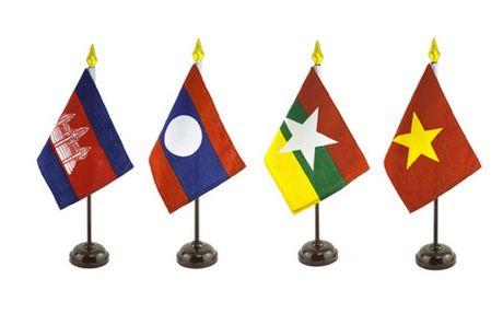 Thuc day xay dung cac tuyen hanh lang kinh te tieu vung Mekong - Anh 1