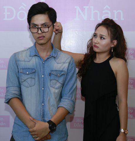 Phim ve 'cap vo chong ho' gay sot gio vang VTV1 - Anh 3