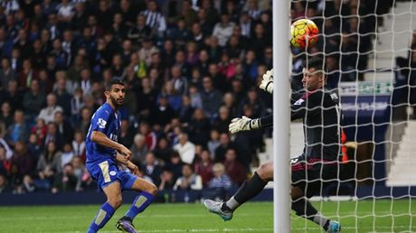 Mahrez toa sang, Leicester dat mot chan vao vong knock-out - Anh 1