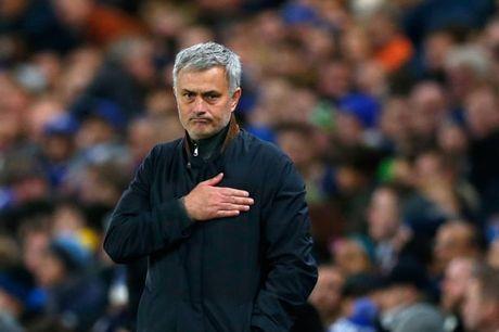 'M.U may man so huu HLV gioi nhu Mourinho' - Anh 1