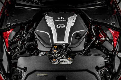 Infiniti Q60 Coupe 2017 se ra mat tai Viet Nam vao tuan sau - Anh 9