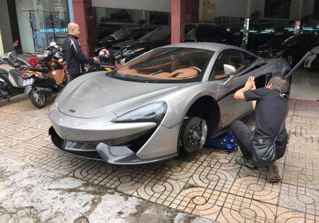 Cuong Do la ban McLaren 570S 'tau' Ferrari F12 gia 17 ty - Anh 2