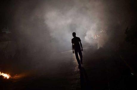 Khung hoang nhan dao o Haiti sau sieu bao Matthew - Anh 13