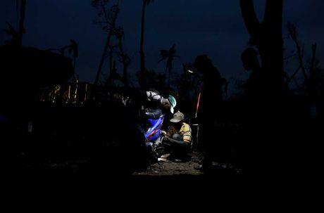Khung hoang nhan dao o Haiti sau sieu bao Matthew - Anh 14