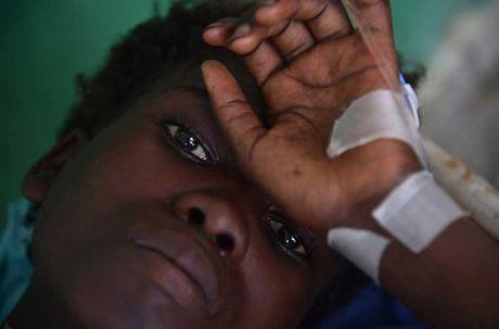 Khung hoang nhan dao o Haiti sau sieu bao Matthew - Anh 3