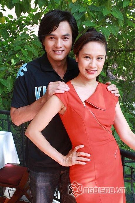 Nhung sao Viet mai bi nham tuong la vo chong, tinh nhan - Anh 1