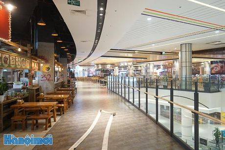 Aeon Mall Long Bien dien tap PCCC - Anh 12