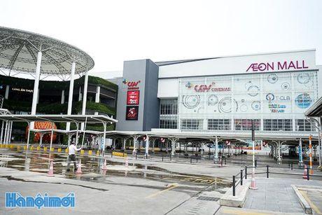 Aeon Mall Long Bien dien tap PCCC - Anh 1