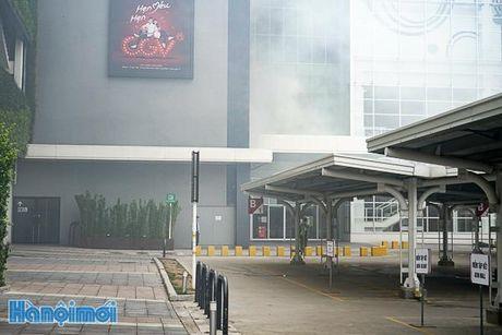 Aeon Mall Long Bien dien tap PCCC - Anh 2