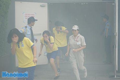 Aeon Mall Long Bien dien tap PCCC - Anh 4