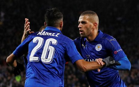 Leicester duy tri mach toan thang o Champions League - Anh 1