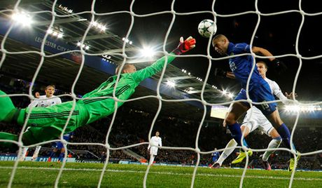 Leicester duy tri mach toan thang o Champions League - Anh 3