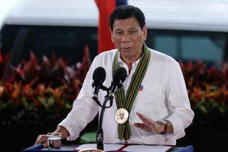 Trong tam chuyen tham Trung Quoc cua ong Duterte - Anh 1