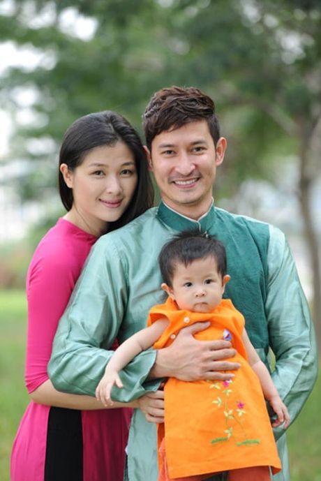 Dien vien Huy Khanh lan dau trai long ve cuoc song hon nhan voi A hau - Anh 3