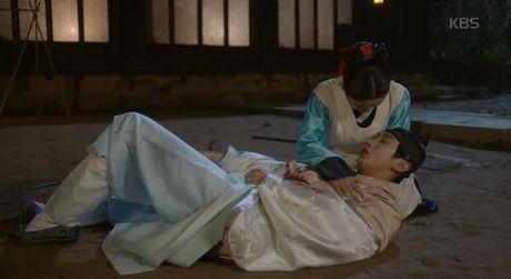 May hoa anh trang tap cuoi: Park Bo Gum - Kim Yoo Jung tra gia dat vi hanh phuc - Anh 11