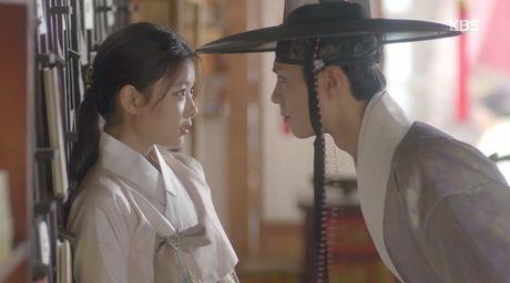 May hoa anh trang tap cuoi: Park Bo Gum - Kim Yoo Jung tra gia dat vi hanh phuc - Anh 1