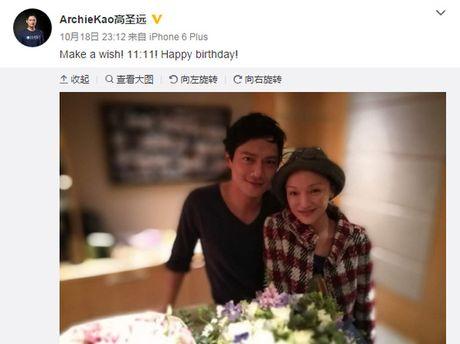 Vo chong Chau Tan - Cao Thanh Vien cong khai lo dien truoc tin ly hon - Anh 2