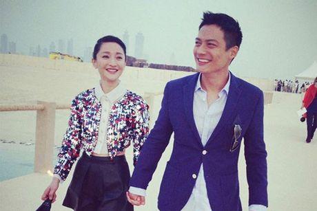 Vo chong Chau Tan - Cao Thanh Vien cong khai lo dien truoc tin ly hon - Anh 3