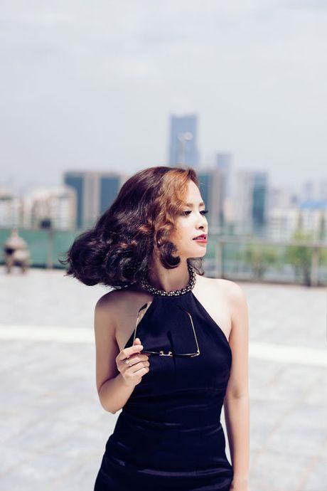 Duong Hoang Yen goi cam, truong thanh mung ngay 20/10 - Anh 6