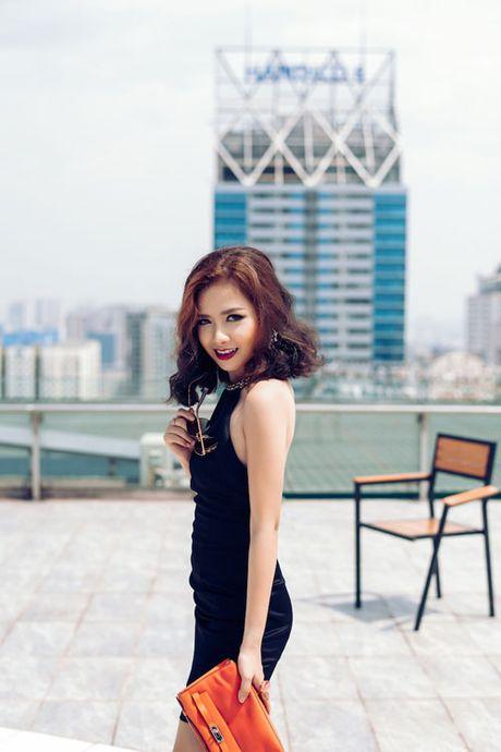 Duong Hoang Yen goi cam, truong thanh mung ngay 20/10 - Anh 7