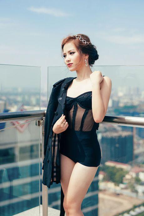 Duong Hoang Yen goi cam, truong thanh mung ngay 20/10 - Anh 8