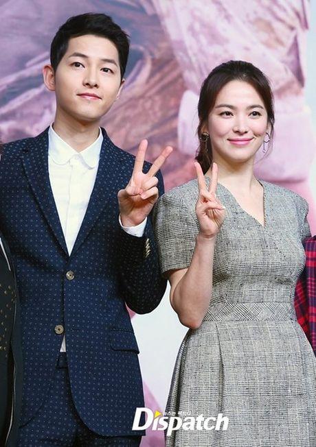 Ro tin don Song Joong Ki to chuc sinh nhat cho Song Hye Kyo? - Anh 1