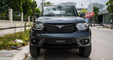 Chi tiet UAZ Patriot Pickup gia hon 500 trieu tai Ha Noi - Anh 2
