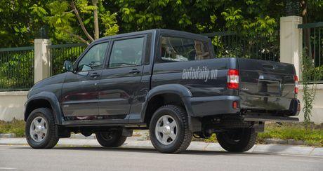 Chi tiet UAZ Patriot Pickup gia hon 500 trieu tai Ha Noi - Anh 9