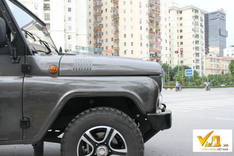 Can canh xe Uaz Hunter - Nga tai Viet Nam, duoc du doan re hon Kia Morning - Anh 11
