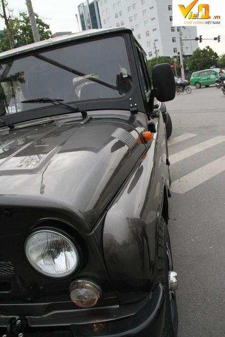 Can canh xe Uaz Hunter - Nga tai Viet Nam, duoc du doan re hon Kia Morning - Anh 13