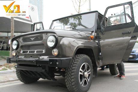 Can canh xe Uaz Hunter - Nga tai Viet Nam, duoc du doan re hon Kia Morning - Anh 14