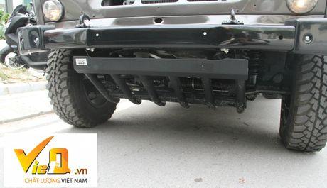 Can canh xe Uaz Hunter - Nga tai Viet Nam, duoc du doan re hon Kia Morning - Anh 2