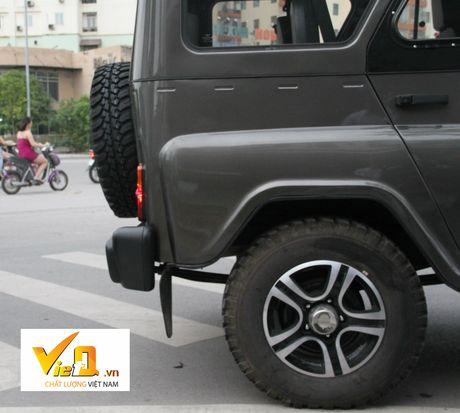 Can canh xe Uaz Hunter - Nga tai Viet Nam, duoc du doan re hon Kia Morning - Anh 6