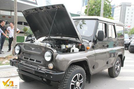 Can canh xe Uaz Hunter - Nga tai Viet Nam, duoc du doan re hon Kia Morning - Anh 9