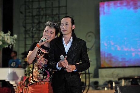 Vi Dam Vinh Hung, Hoai Linh da tuc gian toi muc nay - Anh 3