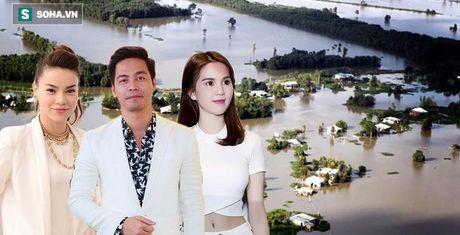 Tu vu Phan Anh, Ngoc Trinh: Lam 'Luc Van Tien' thoi nay kho qua! - Anh 1