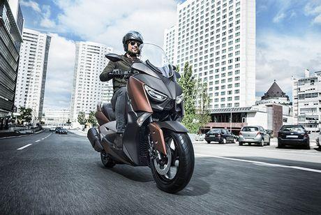 Yamaha ra mat Scooter X-MAX 300 - Anh 1