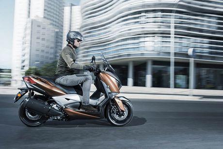 Yamaha ra mat Scooter X-MAX 300 - Anh 2