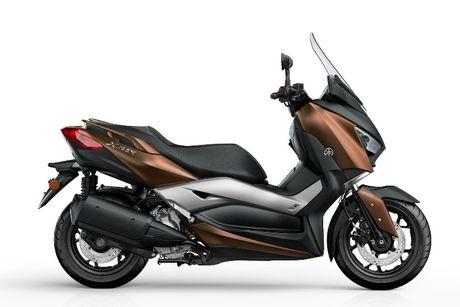 Yamaha ra mat Scooter X-MAX 300 - Anh 3