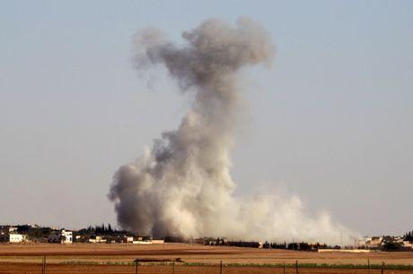 Tho Nhi Ky, Saudi Arabia, Qatar tang suc ep len phe noi day Syria - Anh 1