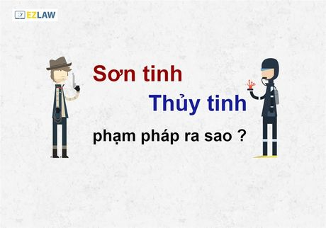Son Tinh, Thuy Tinh pham phap ra sao? - Anh 1