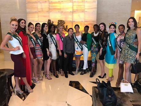 Giai thuong dau tien cua dai dien Viet Nam tai Miss Earth 2016 - Anh 3