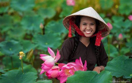 Phu nu Viet Nam - Niem tin yeu va hanh phuc - Anh 1